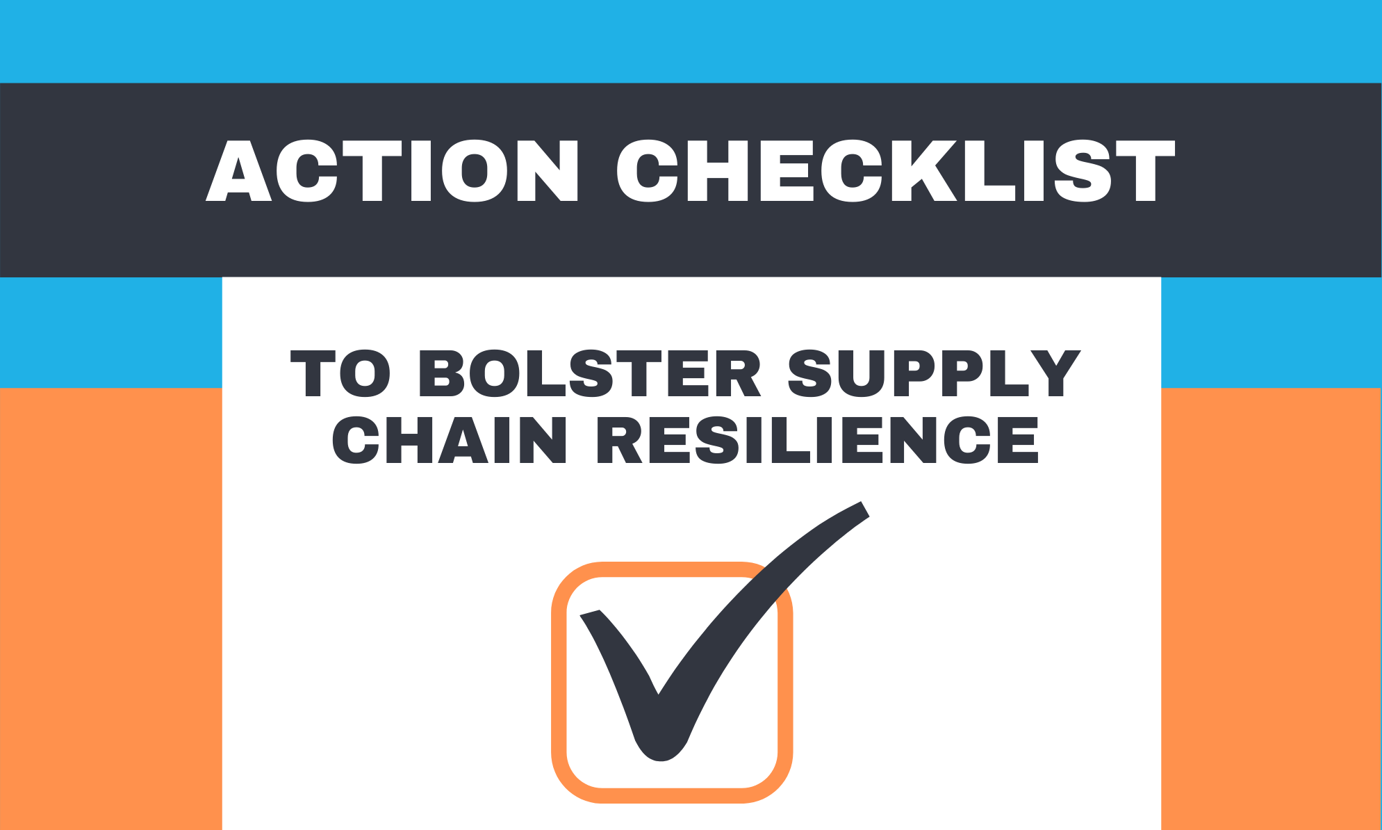 Supply Chain Resilience [Infographic]